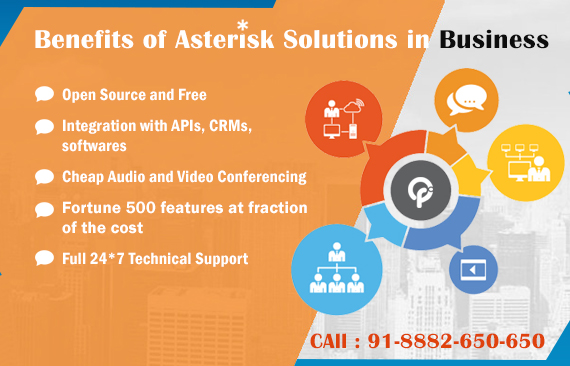 Benefits of Asterisk Solutions in Business - IQ Infotech Blog